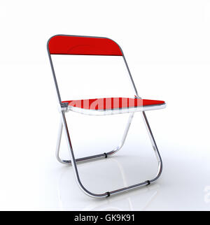 stool modern modernity - Stock Photo