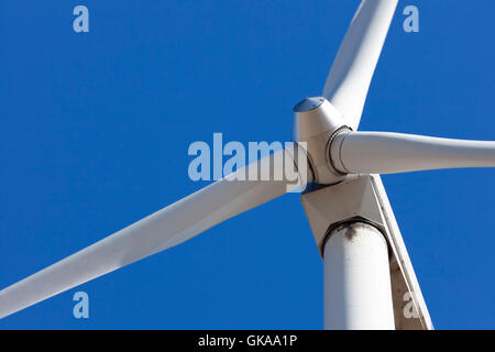 generation of electricity energy power - Stock Photo
