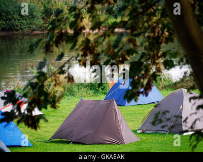 camping - Stock Photo