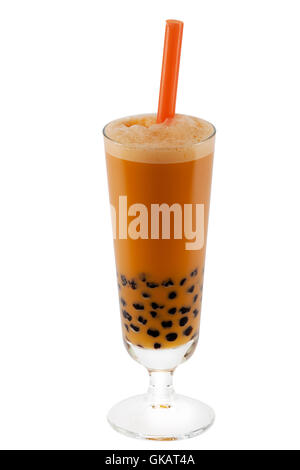 glass chalice tumbler - Stock Photo