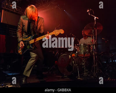 Kula Shaker Perform Live In Concert At The O2 Academy Bournemouth Stock Photo Royalty Free