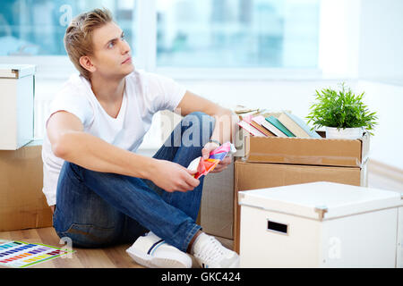 guy humans human beings - Stock Photo