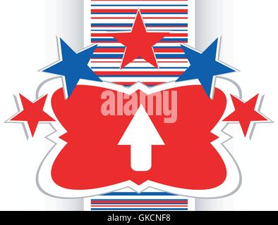 icon arrow - web button vector - Stock Photo