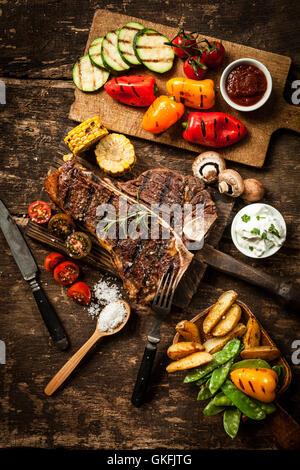 food aliment vitamins - Stock Photo