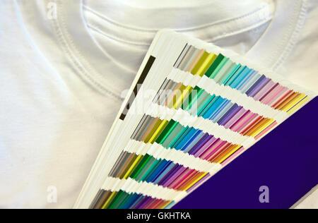 color scale - Stock Photo
