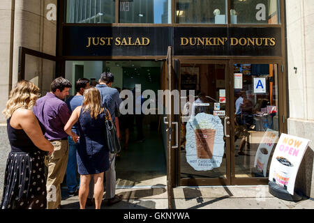 Dunkin Donuts Store Stock Photo Royalty Free Image