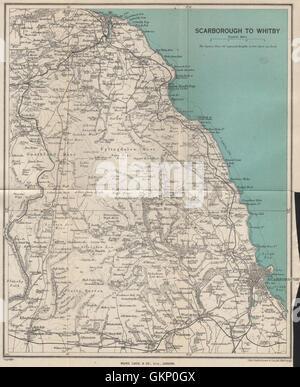 YORKSHIRE COAST Scarborough Whitby Filey Bridlington Pickering