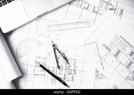 Architectural technical blueprint background engineering stock architect architecture blueprint business businessman candid casual coffee malvernweather Images