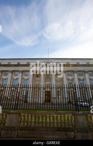The royal courts of justice high court belfast - Stock Photo