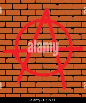 Anarchy - Stock Photo