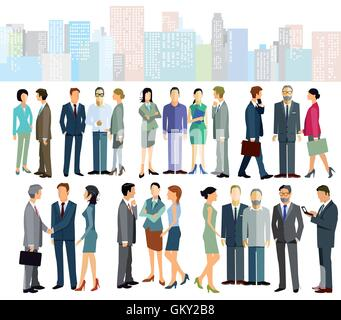 City Business - Stock Photo