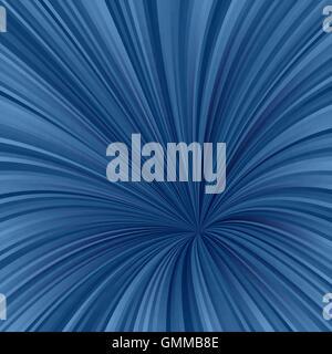 Blue abstract burst design background - Stock Photo