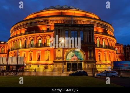 Royal Albert Hall, Kensington, London, UK - Stock Photo