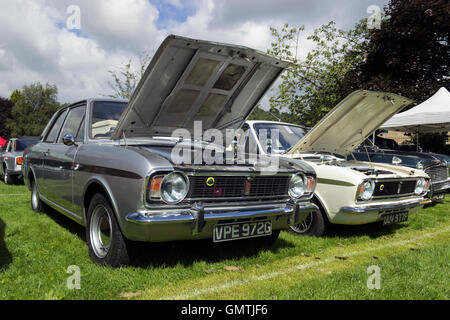 Ford Cortina Mark 2 - Stock Photo