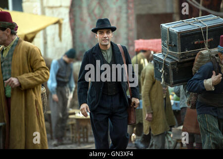 The Promise is an upcoming historical drama directed by Terry George and starring Christian Bale and Oscar Isaac. - Stock Photo
