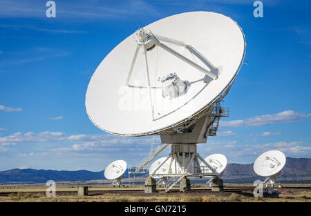 Very Large Array, - Stock Photo
