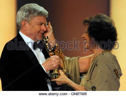 Italian Actress Claudia Cardinale During The I Author's ...