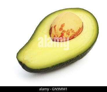 fresh avokado slice - Stock Photo