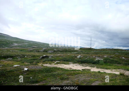 Norway, Artic Circle - Stock Photo
