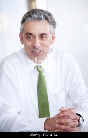 Frank Appel, 2014 - Stock Photo