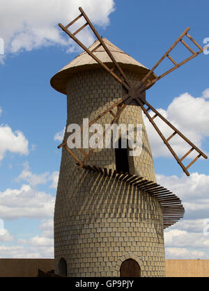 one old mill. photo - Stock Photo
