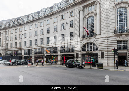 City of London England - Stock Photo