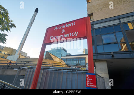Accident and Emergency, St Mary\'s, Hospital, Newport,Isle of Wight ...