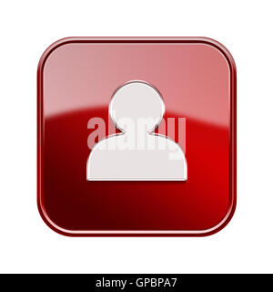 chat round red glossy icon on white background stock photo royalty free image 117021339 alamy. Black Bedroom Furniture Sets. Home Design Ideas