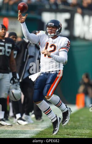 b74142d323b77c ... Nov 27, 2011; Oakland, CA, USA; Chicago Bears quarterback Caleb Hanie