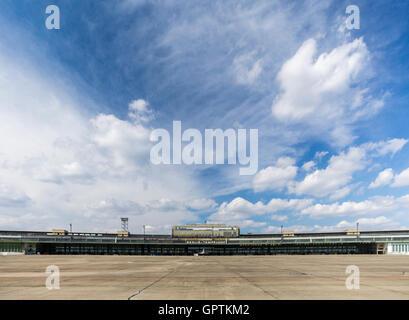 Tempelhof Airport - Stock Photo