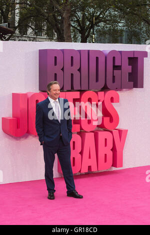 London, UK. 5 September 2016. Actor Neil Pearson. VIP red carpet arrivals for the World Premiere of the movie Bridget - Stock Photo