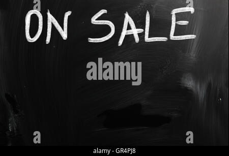 on sale - Stock Photo