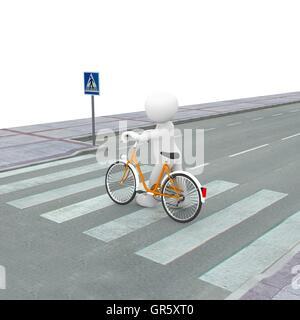 push bike - Stock Photo