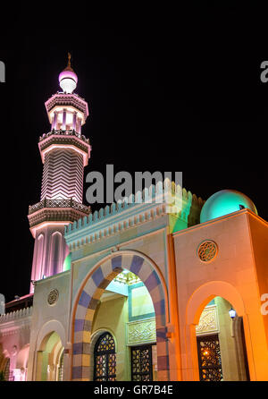 Sharif Hussein Bin Ali mosque in Aqaba - Stock Photo