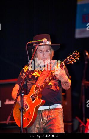 Slade In Concert On Kiel Week 2011 - Stock Photo
