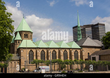 Essen Minster - Stock Photo