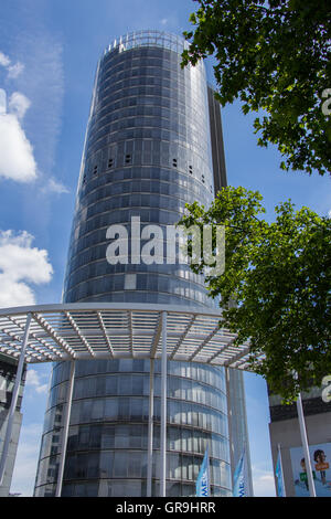 Rwe Tower Essen - Stock Photo