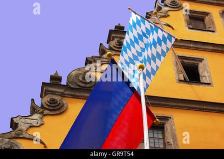 Siebenbürger Sachsen - Stock Photo