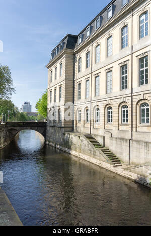 Landtag Of Lower Saxony, Hannover, Lower Saxony, Germany, Europe - Stock Photo