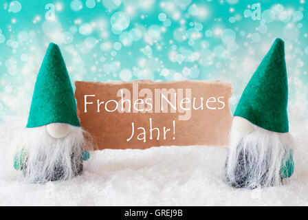 frohes neues jahr family