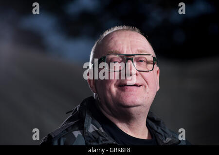 Scottish journalist, broadcaster and television executive Stuart Cosgrove. - Stock Photo