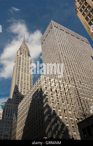 Empire state building NYC - Stock Photo
