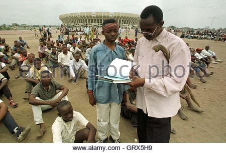 President of the Democratic Republic of Congo, Laurent ...
