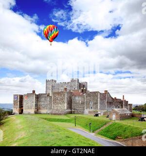 The Dover Castle - Stock Photo