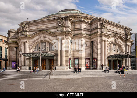 The Usher Hall, Edinburgh, Scotland, UK - Stock Photo