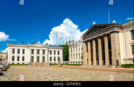 Law Faculty at University of Oslo - Stock Photo