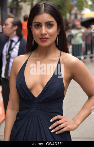 Toronto, Ontario, Canada. 10th Sep, 2016. Actress PALLAVI SHARDA attends 'Lion' premiere during the 2016 Toronto - Stock Photo