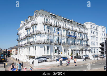 Best Western Royal Beach Hotel, South Parade, Southsea, Portsmouth, Hampshire, England, United Kingdom - Stock Photo