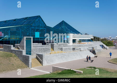The Pyramids Entertainment Centre,Clarence Esplanade, Southsea, Portsmouth, Hampshire, England, United Kingdom - Stock Photo