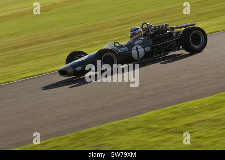 Chichester, UK, UK. 11th Sep, 2016. The Goodwood Revival vintage sports car race. © Mark Avery/ZUMA Wire/Alamy Live - Stock Photo